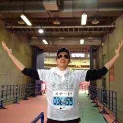 3.11 名古屋シティーマラソンにブログアクセスアップ目指して参加してきた