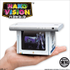 手乗りガンダムの3Dプロジェクションマッピング食玩 バンダイ「ハコビジョン」が気になる