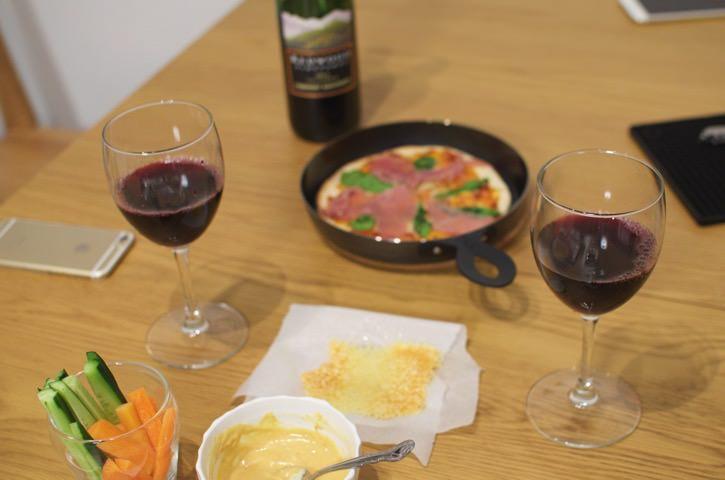 「syunkonカフェごはん」の生野菜ソースが美味しくてお気に入り