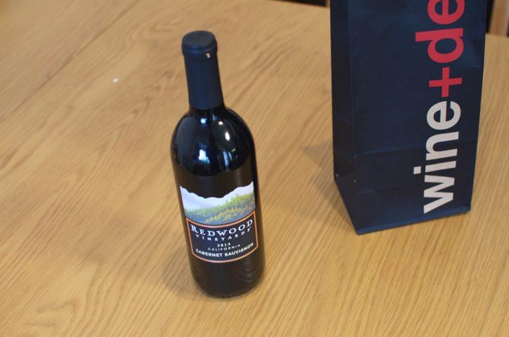 KALDIで千円以下なのに「レッドウッド ワイン」が安くて美味い