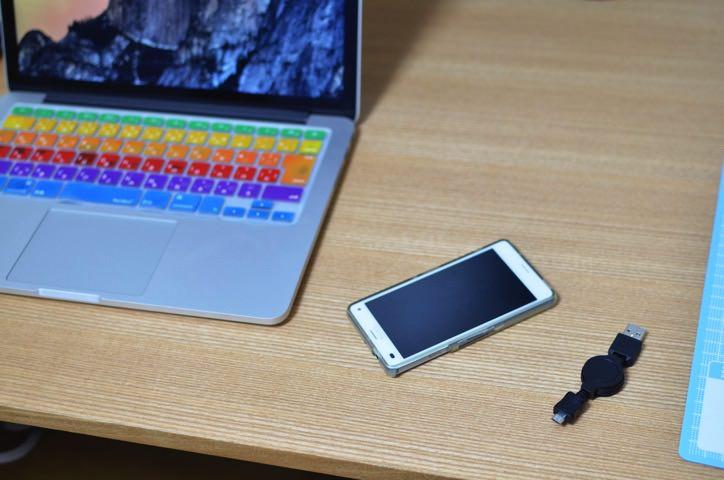 「PC companion」を使って格安SIM運用のDocom端末をアップデートする方法