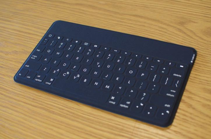 iPad外出用にオススメのbluetoothキーボードはコレ