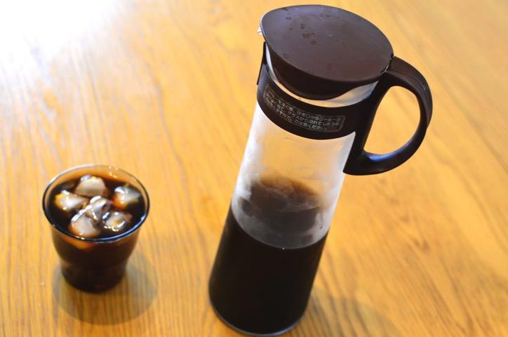 水出しアイスコーヒーポット