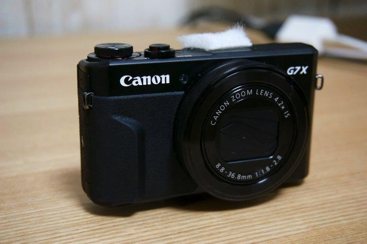 G7X mark2