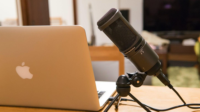 Youtuber ナレーションやゲーム実況におすすめ!高品質USBマイク audio-technics AT2020USB+