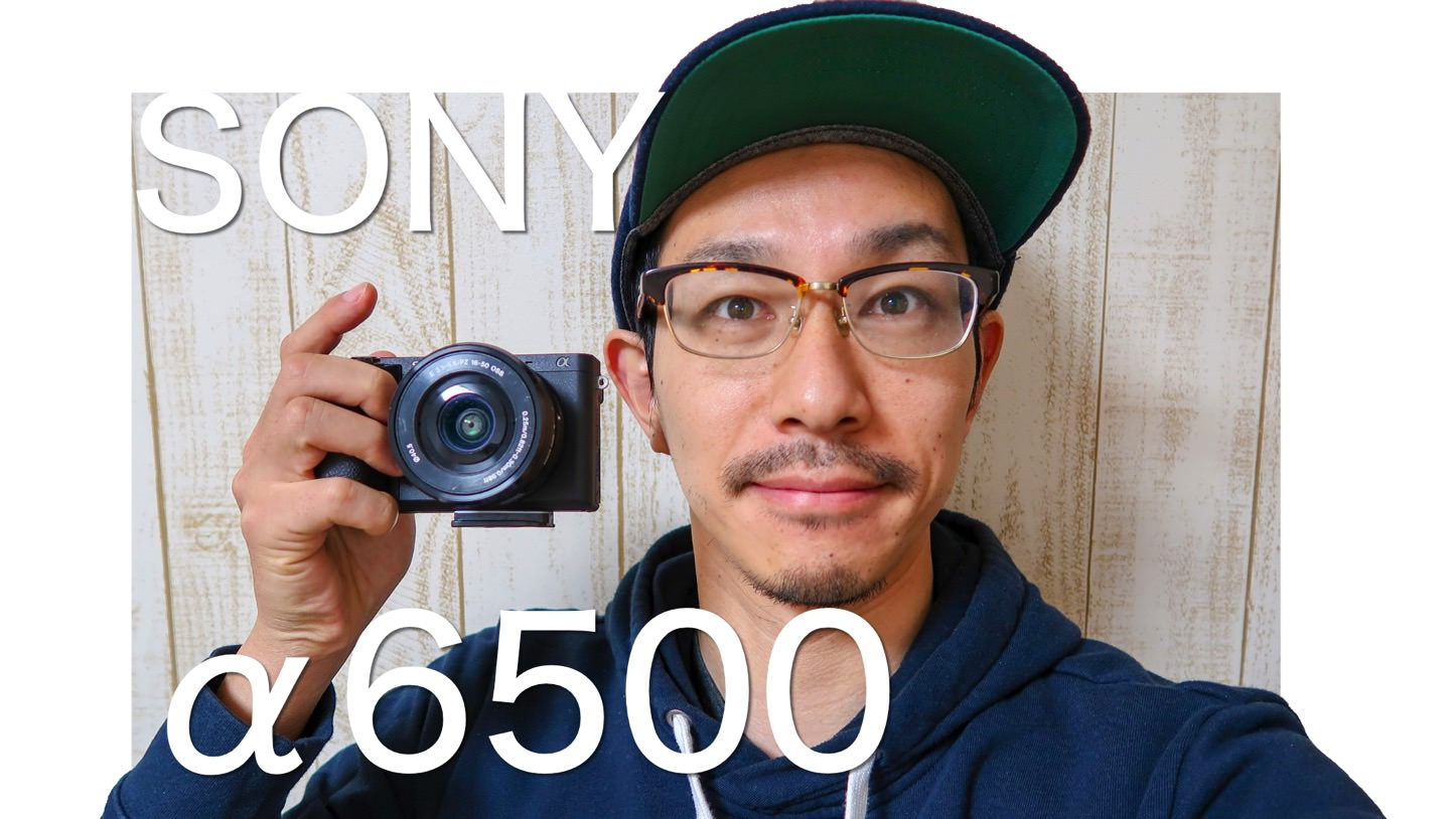 Sony α6500で撮った動画と感想