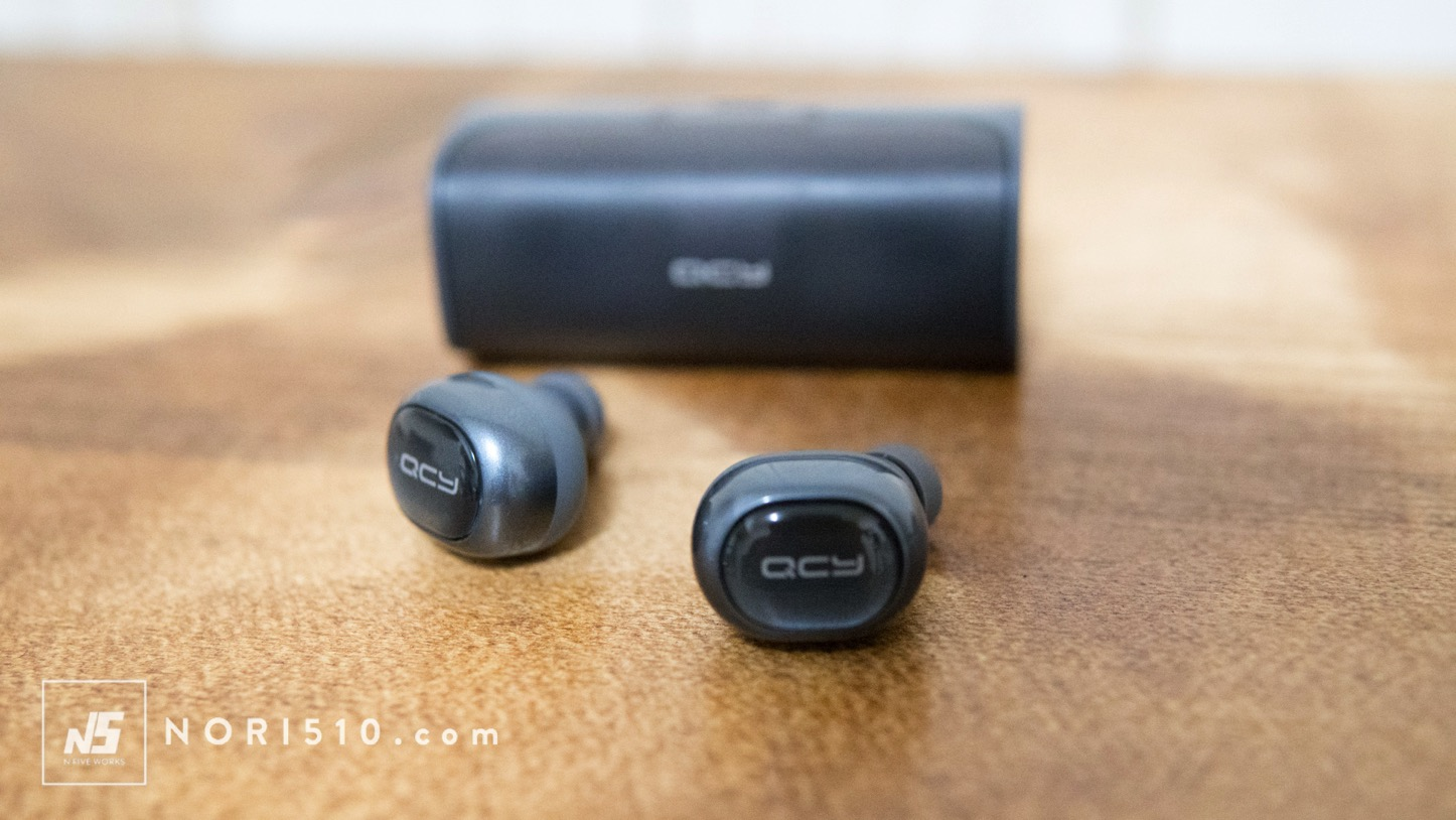 左右分離型Bluetoothイヤホン QCY Q29をチェック!