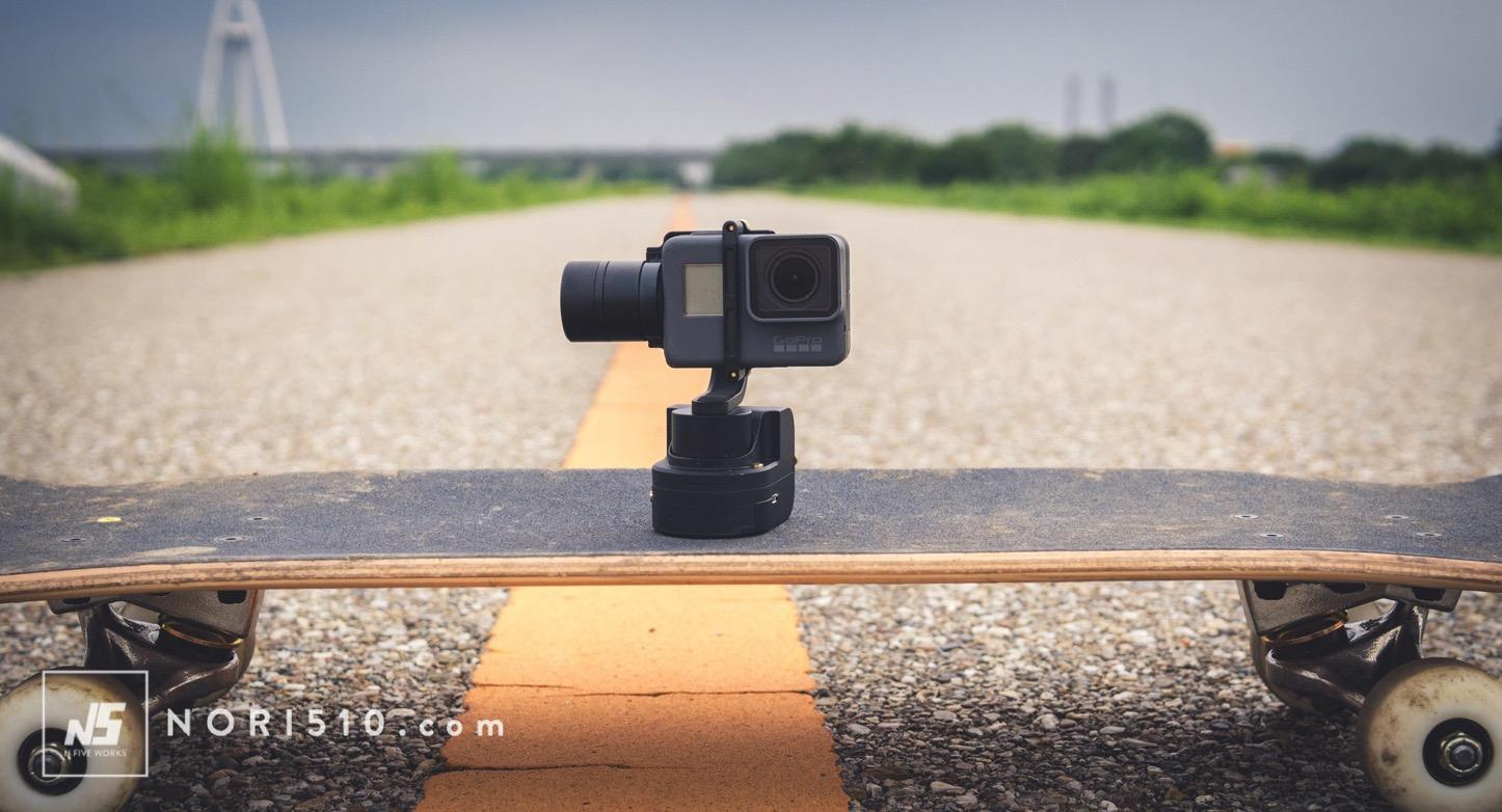 GoPro用ジンバル