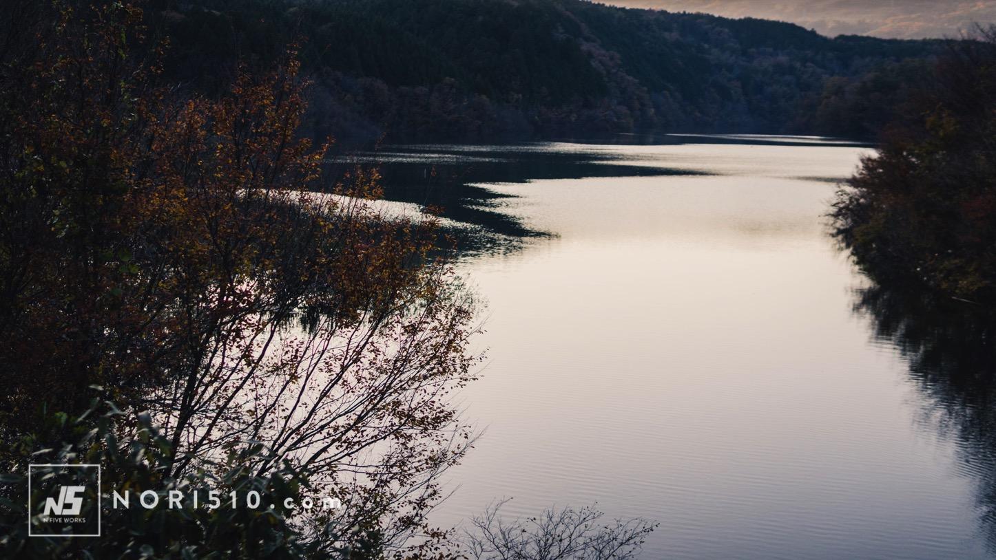 秋川ダム湖