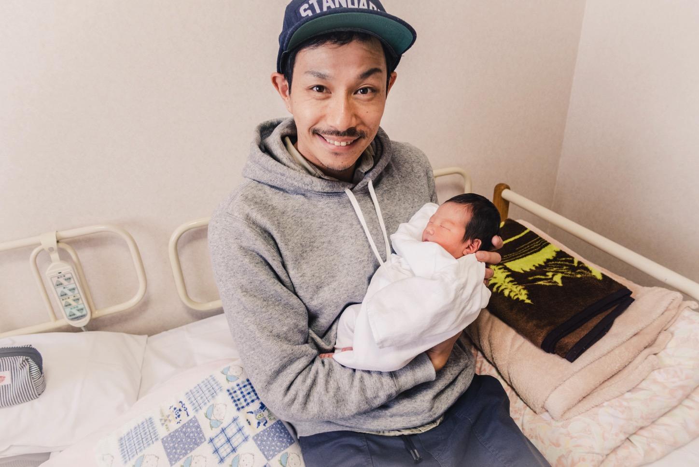 【ご報告】赤ちゃんが産まれました
