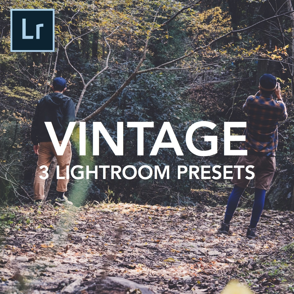 N5 VINTAGE LIGHTROOM PRESET PACK