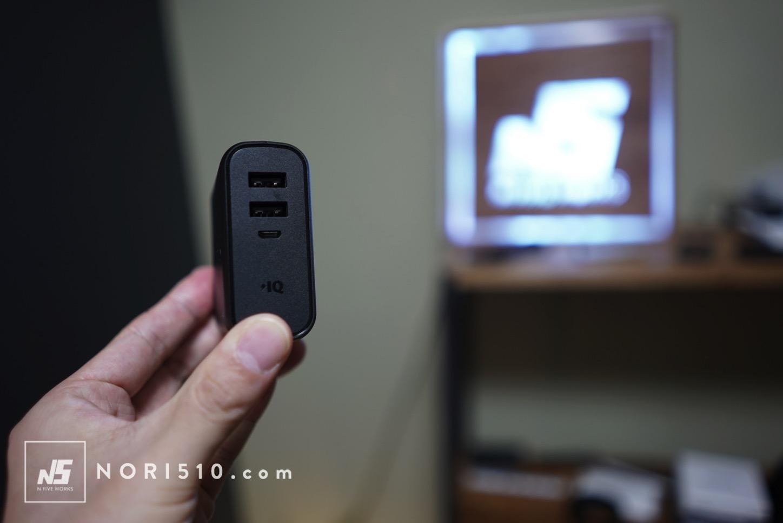 USB2個充電可
