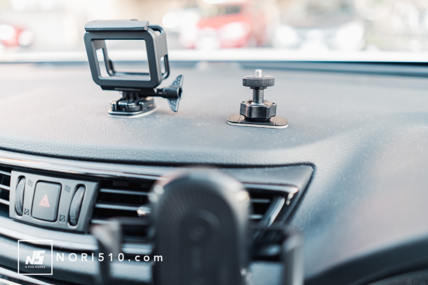 のりごとーが車で使っているカー用品とかアイテム