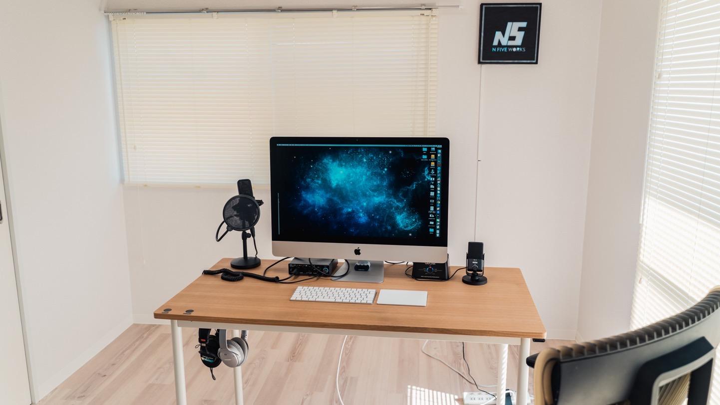 仕事部屋で使ってる製品&デスク周りアイテム