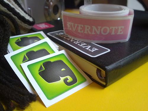 Evernoteの使い方5 収集写真を閲覧する写真ビューワーとして趣味に使う