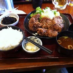 飲食店・銭湯 太閤天然温泉 湯吉郎内にある「海鮮料理 嘉文 藤吉郎店」を食べてきたよ