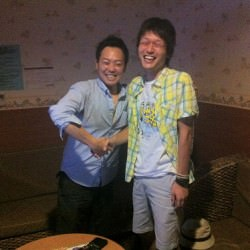 nori510.com所属タレントの集いジョン・小川&takac630初対面