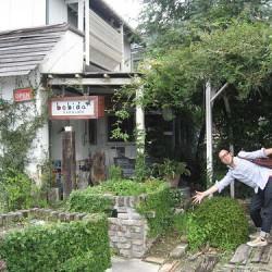 ジョン小川行きつけの喫茶店 岐阜市柳津町「bebida」を紹介される。