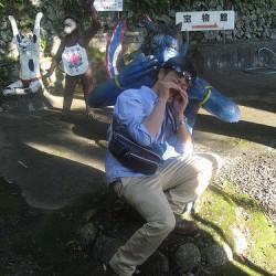 鬼のミイラ鬼の珍宝圧倒的B級スポット愛知県犬山市桃太郎神社宝物館に行ってきた