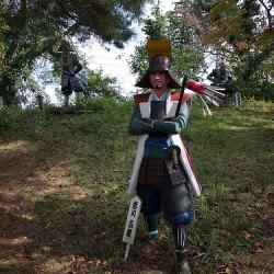 コンクリ人形で埋め尽くされたB級スポット戦場関ヶ原ウォーランドに行ってきた その2