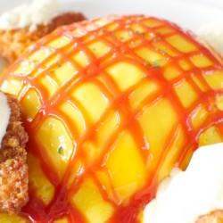 「キッチン ユキ」ふわっとろ卵がのった金沢名物ハントンライスが食べられる、地元で愛される洋食屋