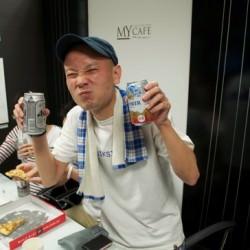 スティーロは名古屋ブログ合宿でもビールと一緒に大暴れの巻  @stilo 劇場