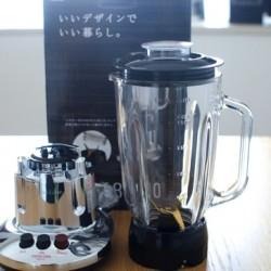 スムージーを自宅で作る為にジュースミキサー「TESCOM TM8100」を購入