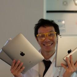 Mr.ノリック iPadでトランプマジックに挑戦