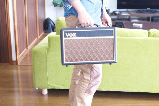 レビュー 自宅練習用に最適なギターアンプ VOX「Pathfinder10」