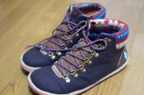 indianの靴1