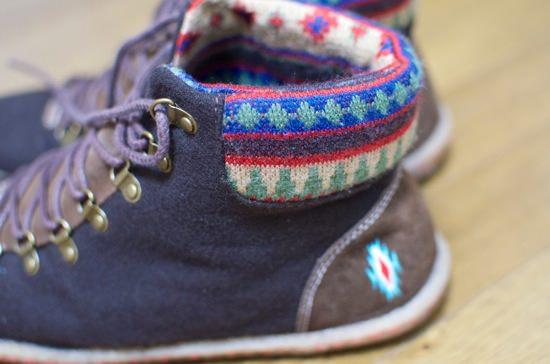 indianの靴3