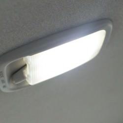 カー用品 暗い車内を明るくする為に、高輝度LEDルームランプを買ってみた