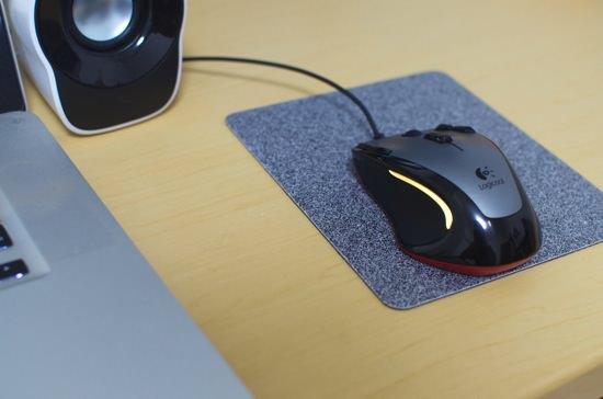 画像や動画編集にもピッタリゲーミングマウス「G300r」