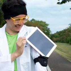 iPhoneとiPad徹底バカ比較 走った落ちたランニング管理に使えるのはどっちだ?