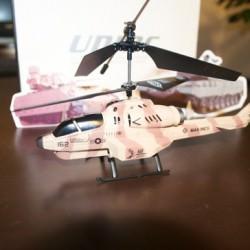 ミサイル発射可能iPhoneで操縦するラジコンヘリ「 Cobra iHelicopter 」が面白い