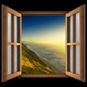 時間と共に変わりゆく世界中の美しい風景を楽しめるMacの壁紙アプリ「Magic Window Timelapse Desktop」