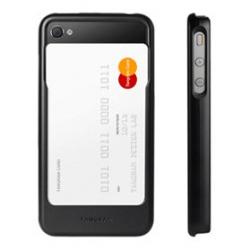 カード収納可能なiPhone4S/4用ケース「Smart Case for iPhone」