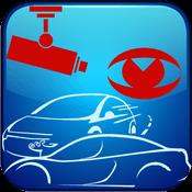 オービスの位置を知らせてくれる簡易GPSレーダーiPhoneアプリ「iオービスナビ」