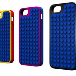 カスタム自在な個性派iPhone5用レゴケースが格好良すぎて欲しい