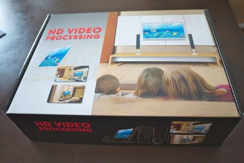 TEC HDMI AVセレクター「THD42MSP」箱