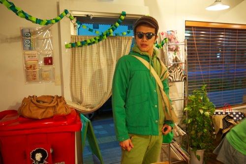 緑一色のbeat
