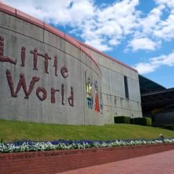 徒歩半日で周れる世界一周旅行野外博物館リトルワールドに行ってきた