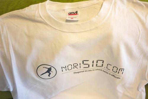 nori510.comTシャツ