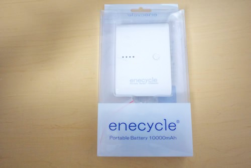 enecycle箱