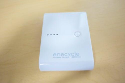 enecycle EN03本体