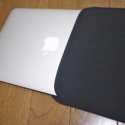 ピッタリが嬉しい「SANWA SUPPLY MacBookAir 11専用ケース」レビュー