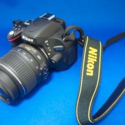 Nikonのデジ一D5100遂に買ったぞヤッホー