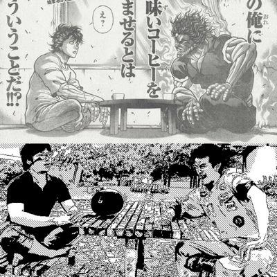 刃牙vs裕次郎