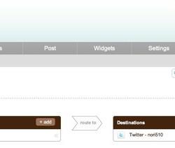 ブログの更新フィードをtwitterやFacebookに詳細に設定してポスト出来る「dlvr.it」私の設定方法