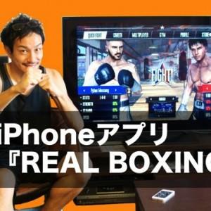 超美麗グラフィックのボクシングゲーム「Real Boxing™」がおもしろかった